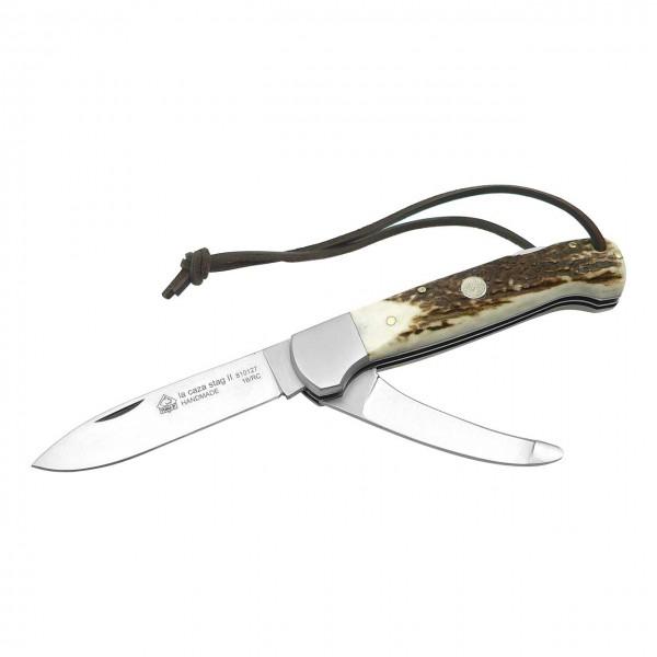 Puma IP Jagd-Taschenmesser LA CAZA STAG II