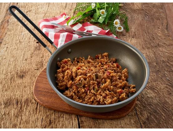 Trek'n Eat Hauptgericht Rindfleisch Stroganoff mit Reis