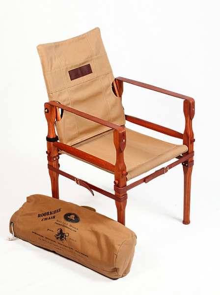 Melvill & Moon Roorkhee Chair Low mit Tasche
