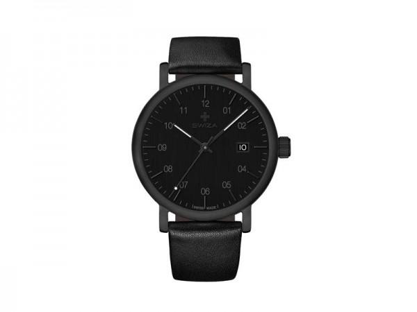 SWIZA Armbanduhr ALZA BLACK