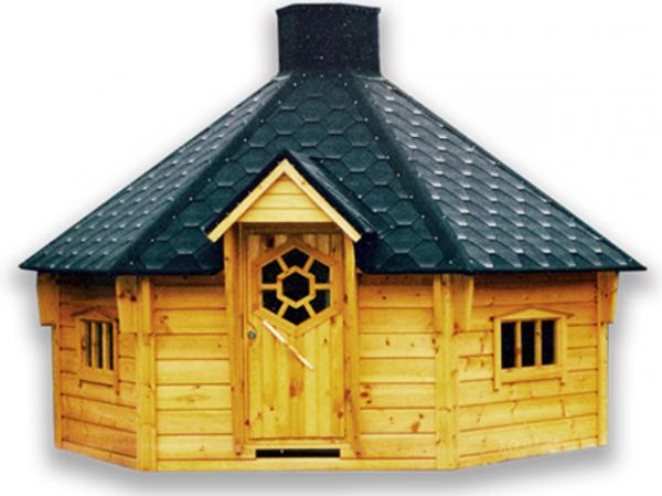 Finnhaus Original finnische Kota