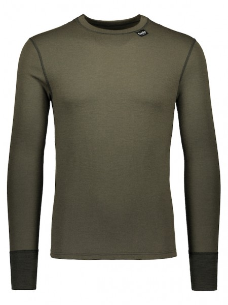 Svala Merino Shirt Longsleeve 1240 grün