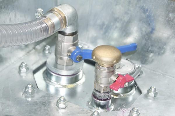 Rietberg Pumpe für Conty und Conty Eco Einbau